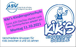 Kiki´s Kindersportschule