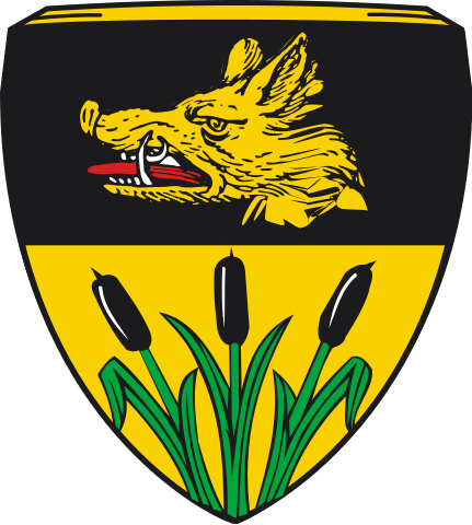 Wappen Röhrmoos