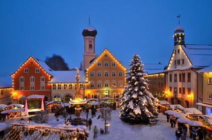 Weihnachtsmärkte dieses Wochenende