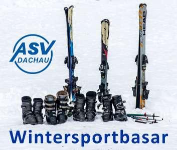 Schon einmal vormerken! Wintersportbasar des ASV Dachau