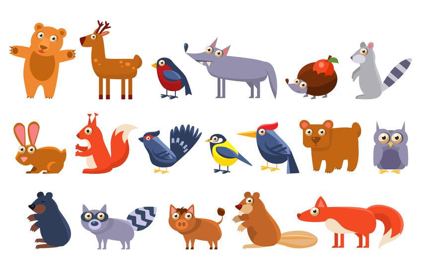 Workshop: Eule, Bär und viele Tiere mehr...