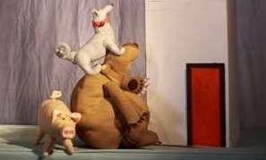 So weit oben... Theaterstück für Kinder
