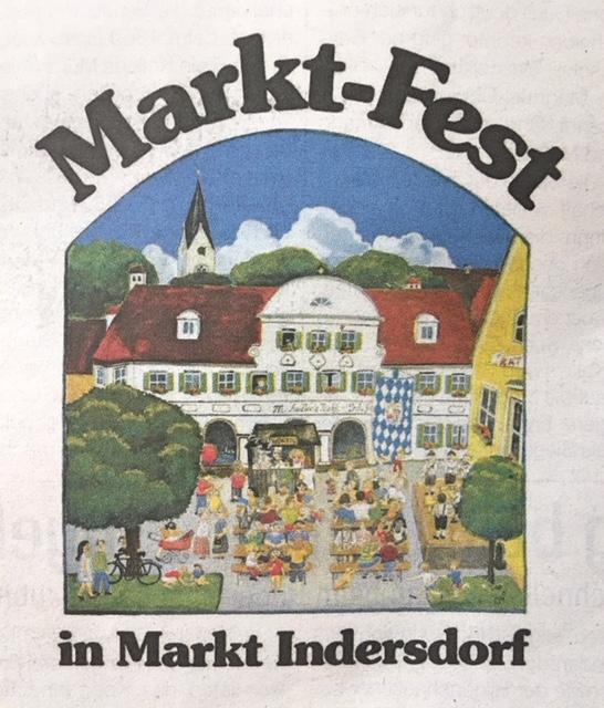 Spielstraße am Marktfest in Indersdorf