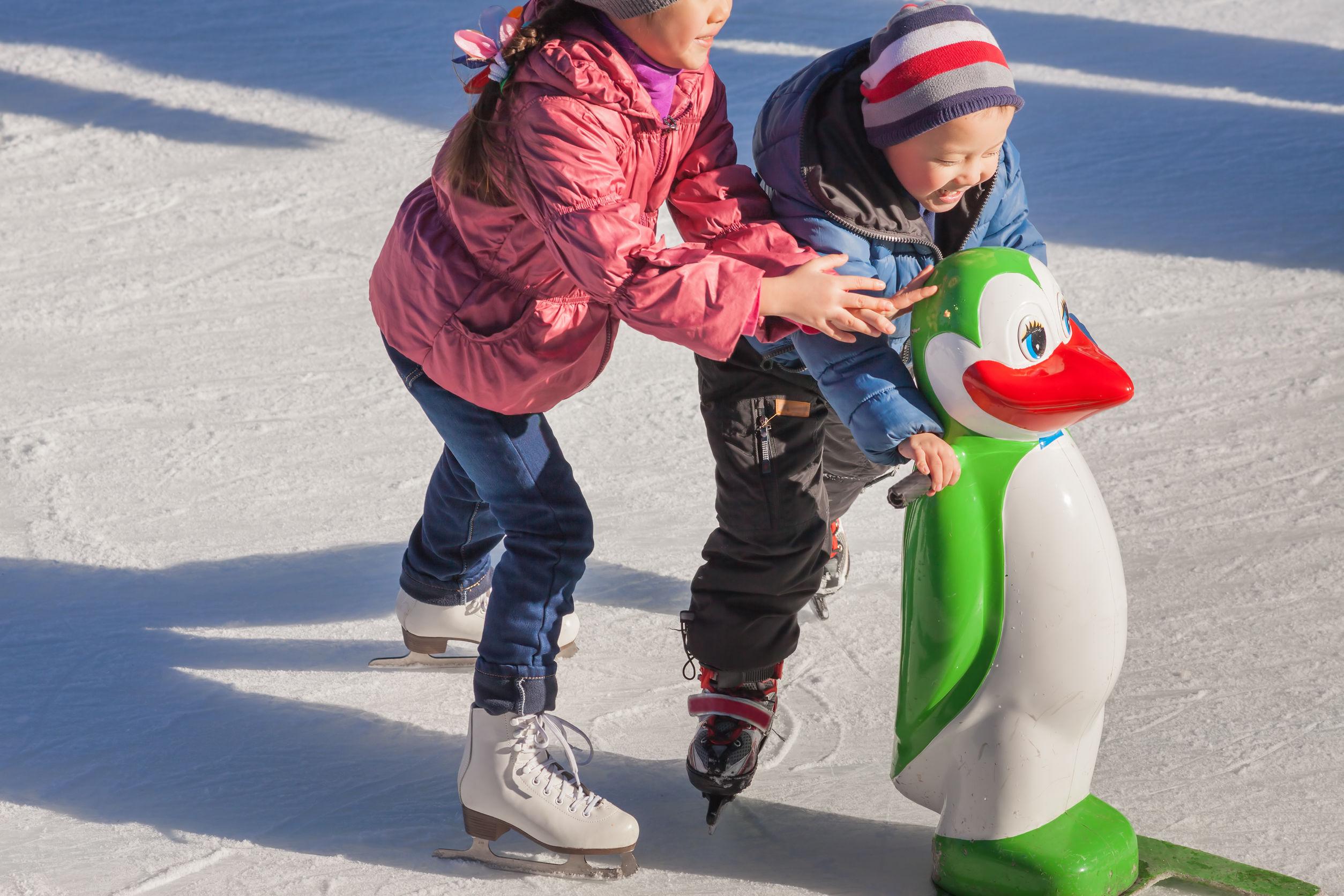 Eisbahn öffnet am Samstag