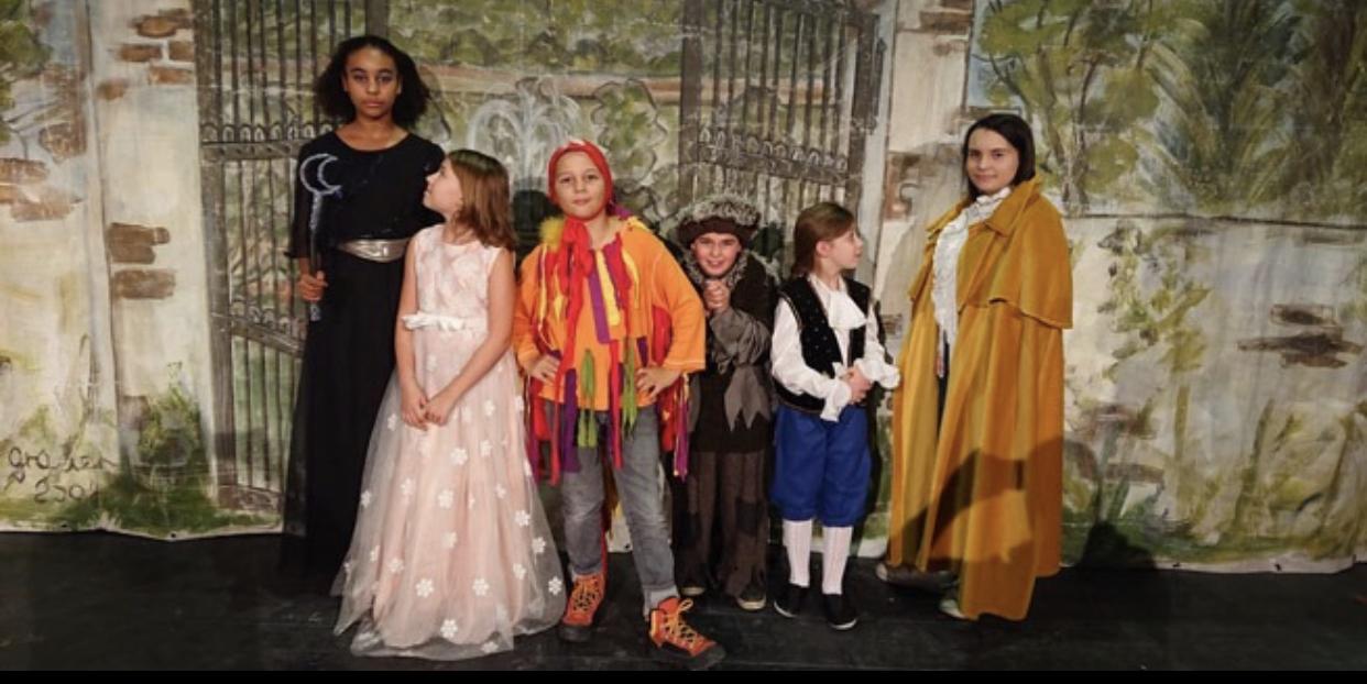 Die Zauberflöte: Weihnachtsmärchen vom Theater am Stadtwald
