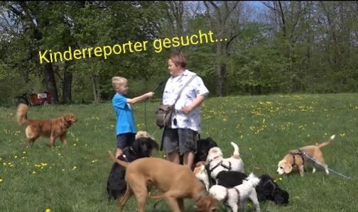 Kinderreporter gesucht