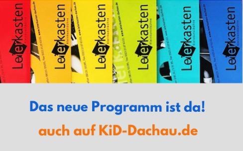 Kinder-Leierkasten: neues Programm!