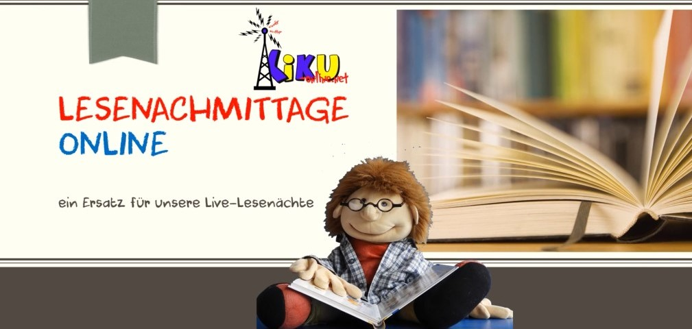 Lesenachmittage online