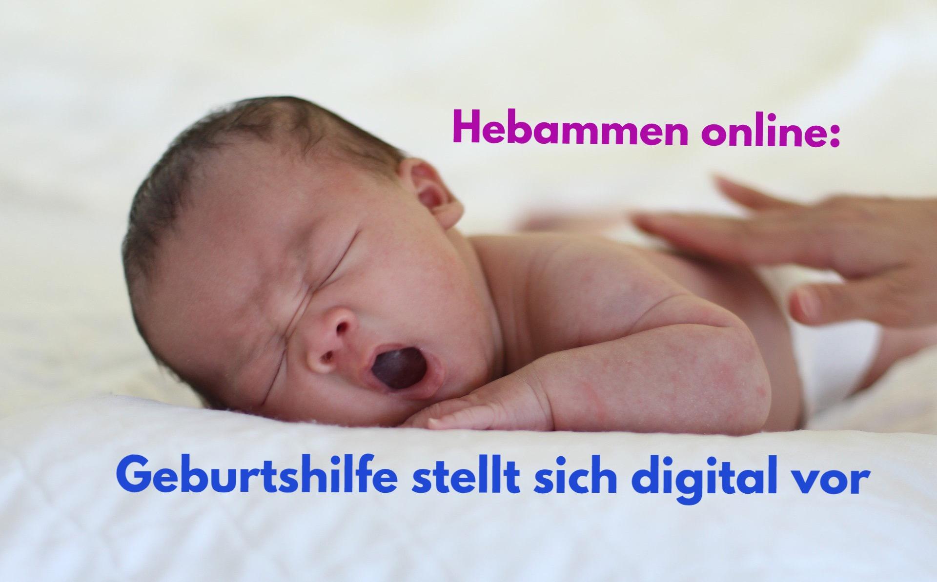 Geburtshilfe am Amper-Klinikum stellt sich digital vor