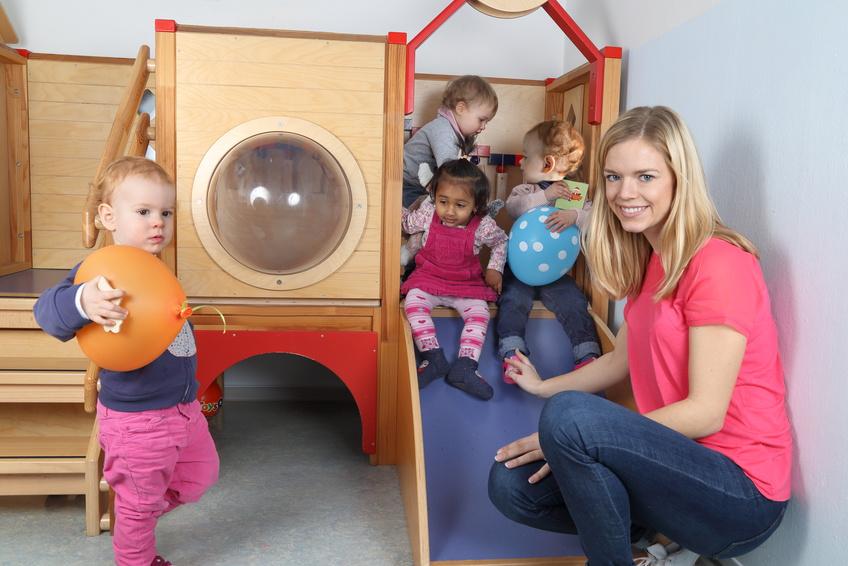 Kinderbetreuung im Landkreis