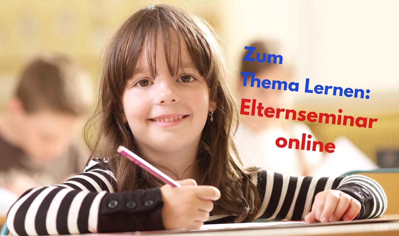Elternseminar: Effektive Lernmethoden aus der Sicht der Hirnforschung