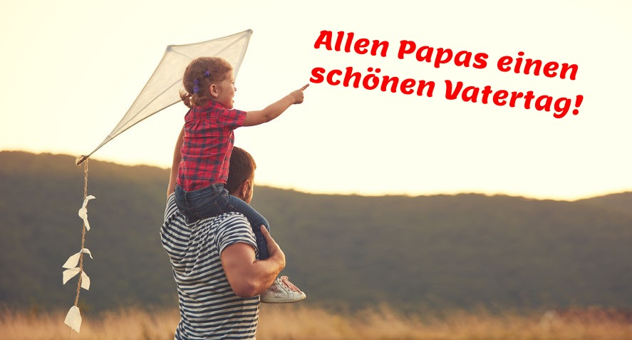 Danke an alle Papas!