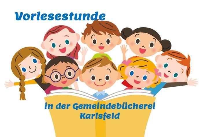 Vorlesestunde für Kinder