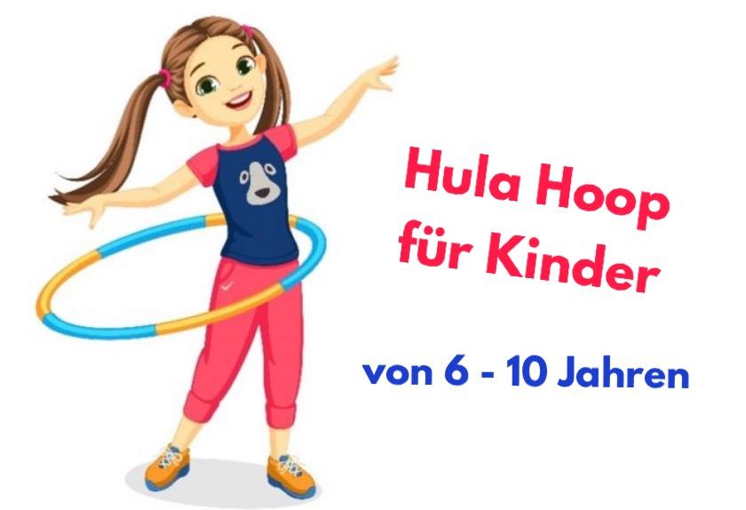 Hula Hoop für Kinder