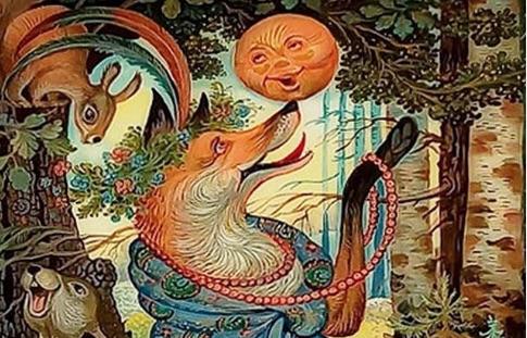 Russische Märchenwelt: Märchenstunde im Bezirksmuseum