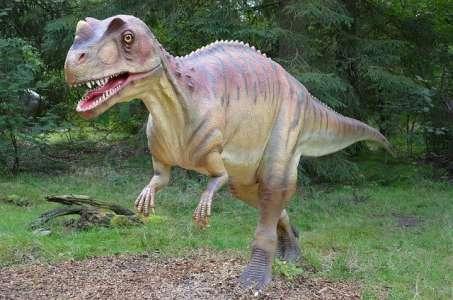 Welt der Dinosaurier