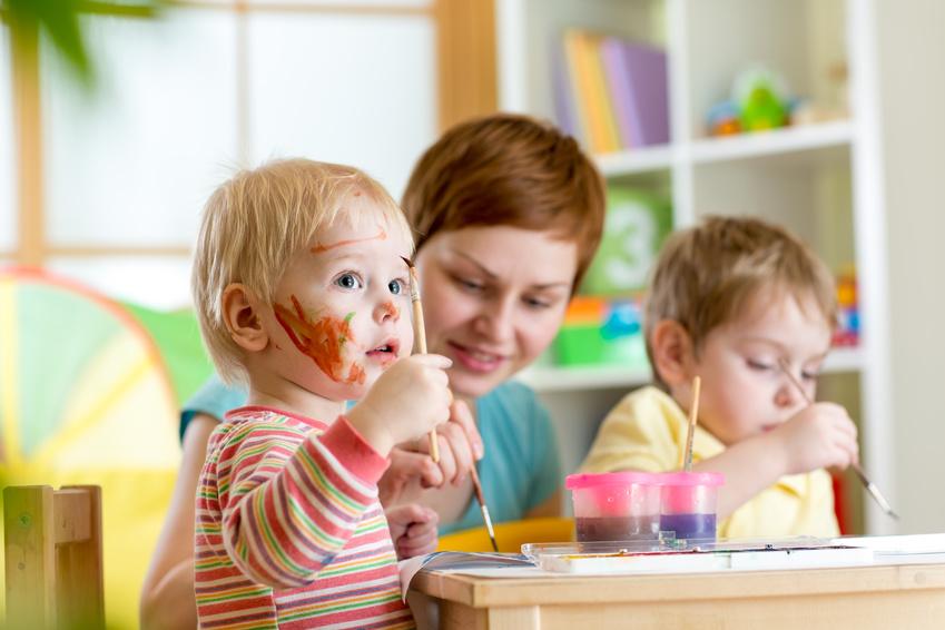 Kinderbetreuung in Hebertshausen