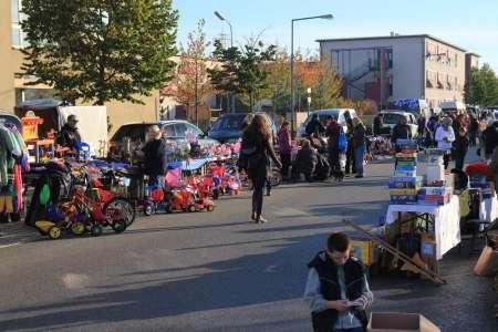 Montessori-Flohmarkt wird verschoben