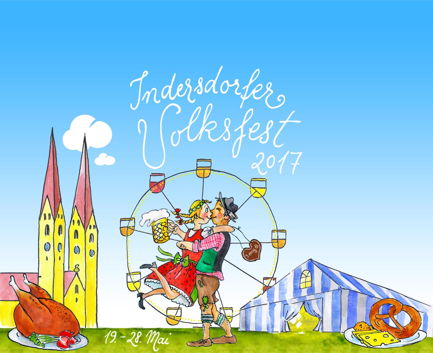 Indersdorfer Volksfest