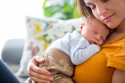 Familien aufgepasst: Hier bekommt man Hilfe nach der Geburt.