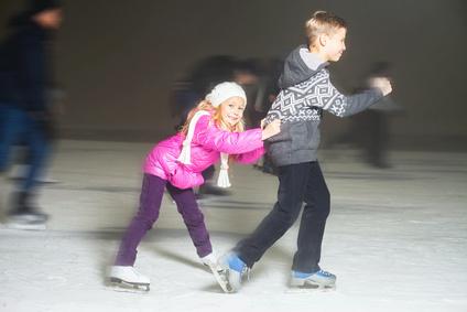 Eislaufschule für Kinder ab 4 Jahren