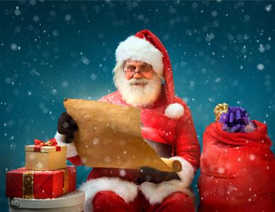 Jetzt schon an Nikolaus denken!