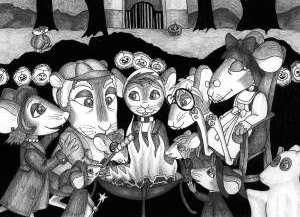 Auf Mäusepfoten durchs Dachauer Land
