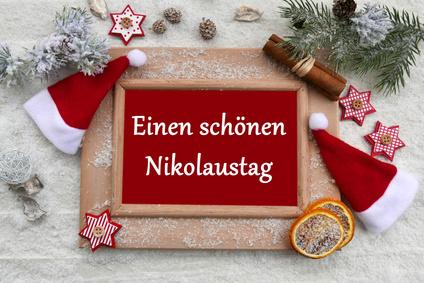 KiD wünscht allen Familien einen schönen Nikolausabend und auch Nikolaustag!