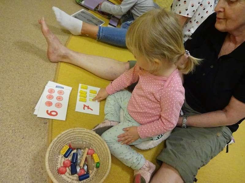 Eltern-Kind-Gruppe Montessori-Kinderhaus