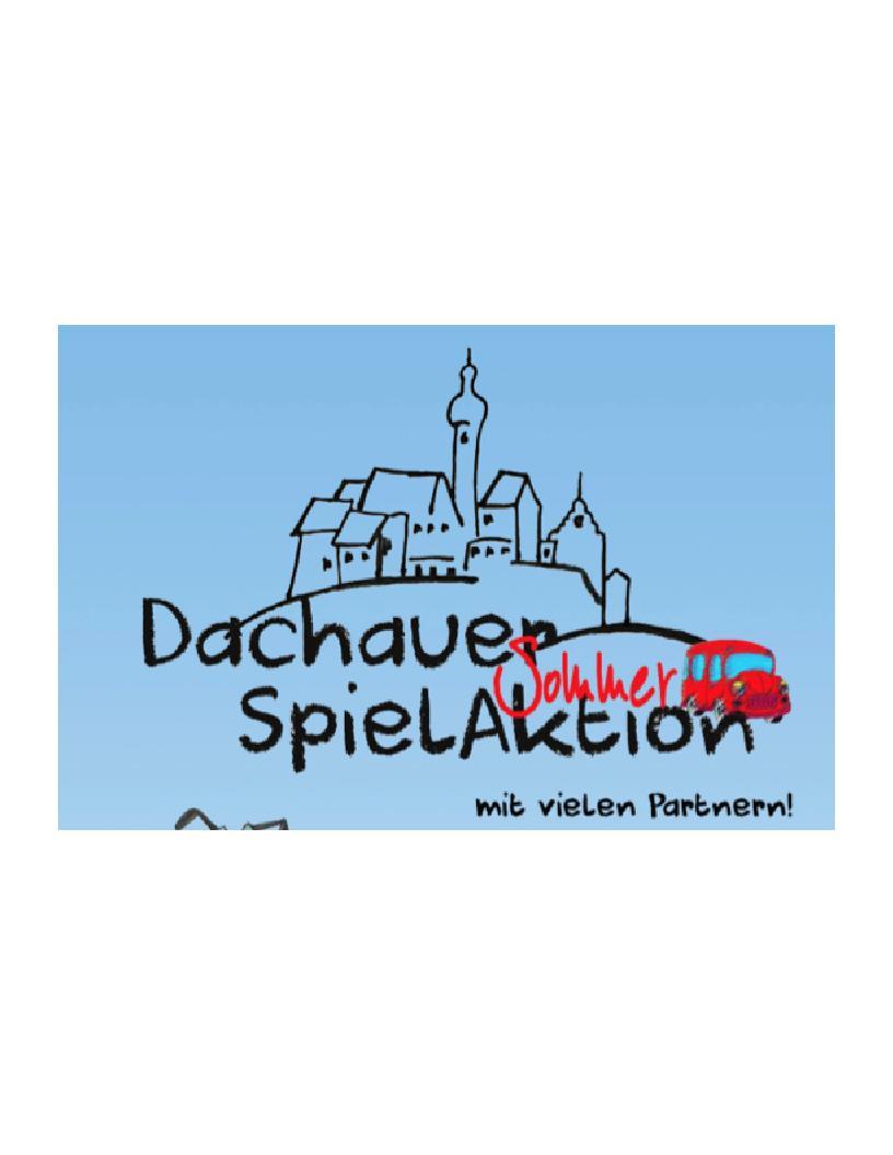 Dachauer Sommerspielaktion