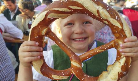 Viel Spaß auf dem Volksfest!