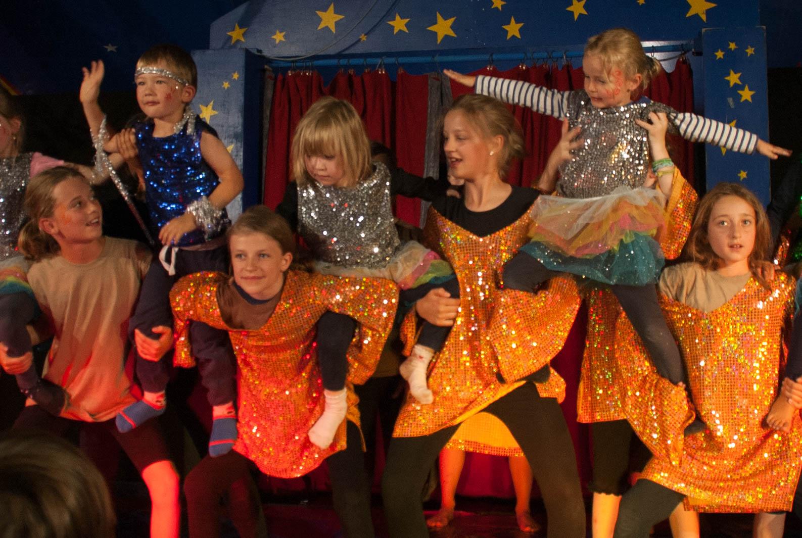 Aktionstage der Zirkusschule Krullemuck