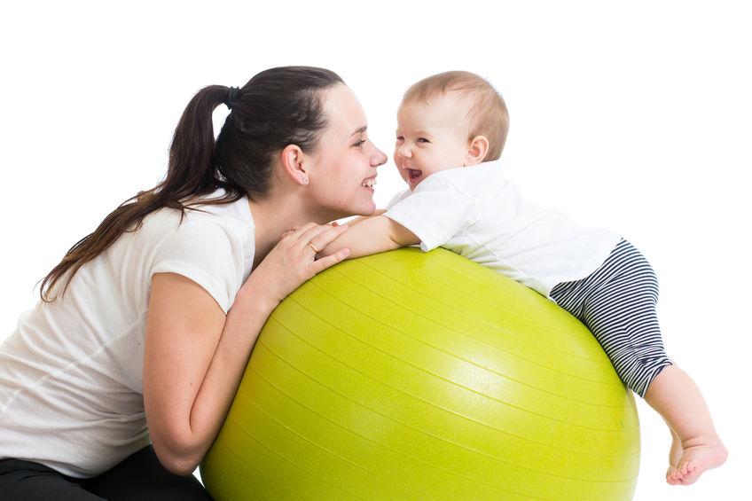 Babyturnen beim ASV