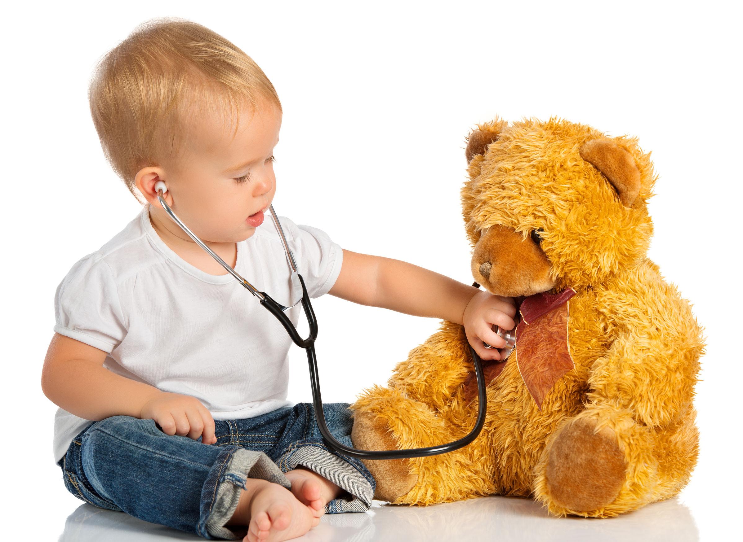 Hör- und Sprachentwicklung bei Kindern