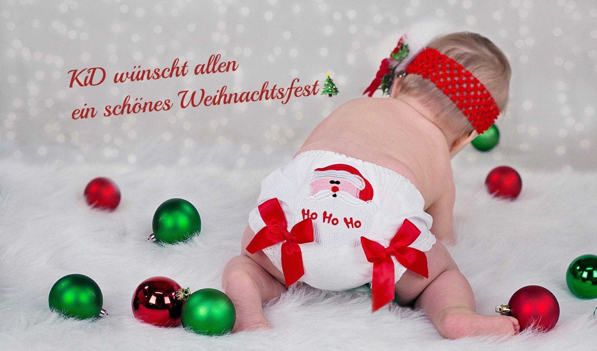 Ein schönes Weihnachtsfest...
