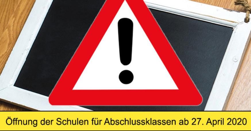So geht es an den Schulen in Bayern weiter