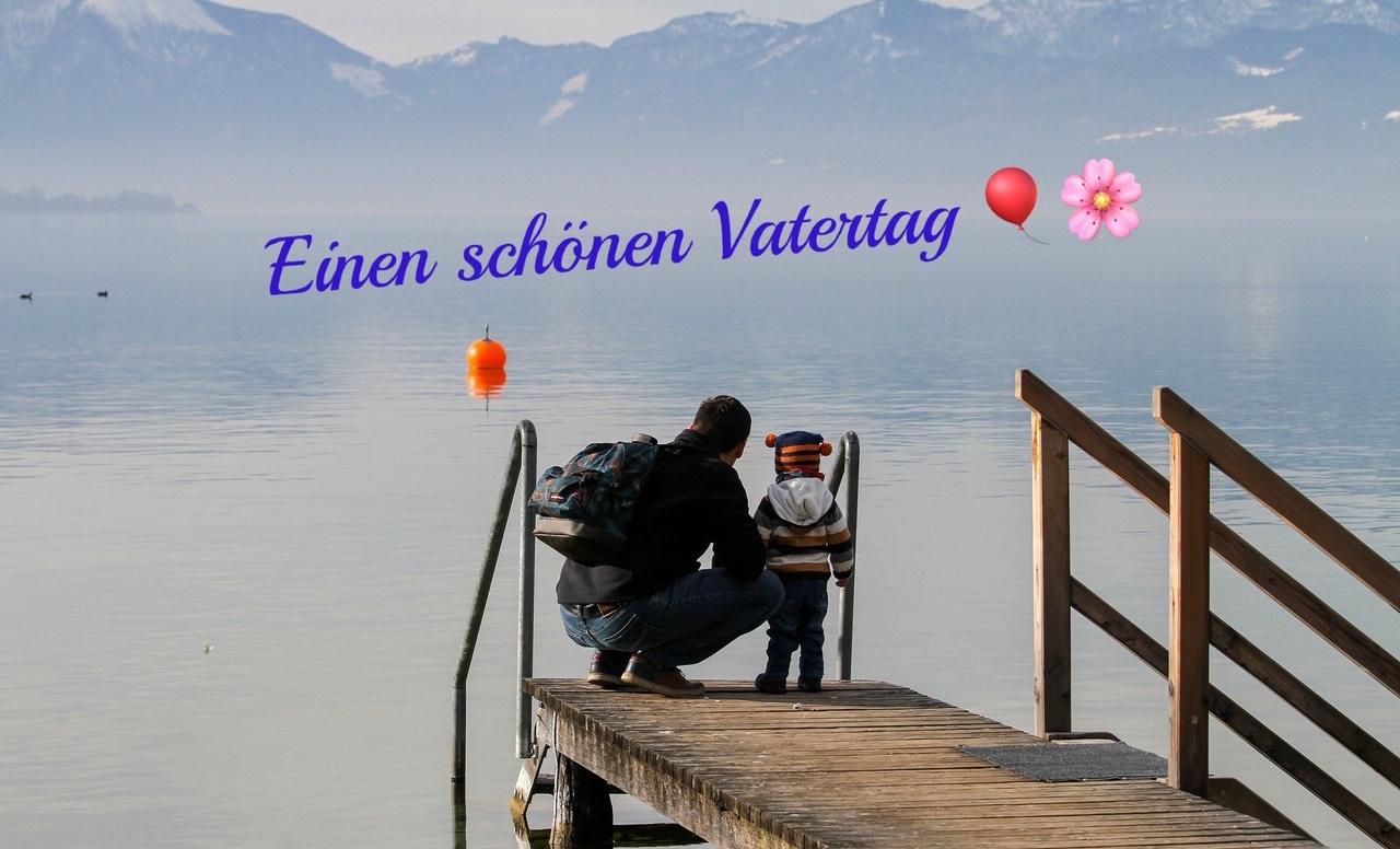 KiD wünscht allen Papas einen schönen Vatertag!