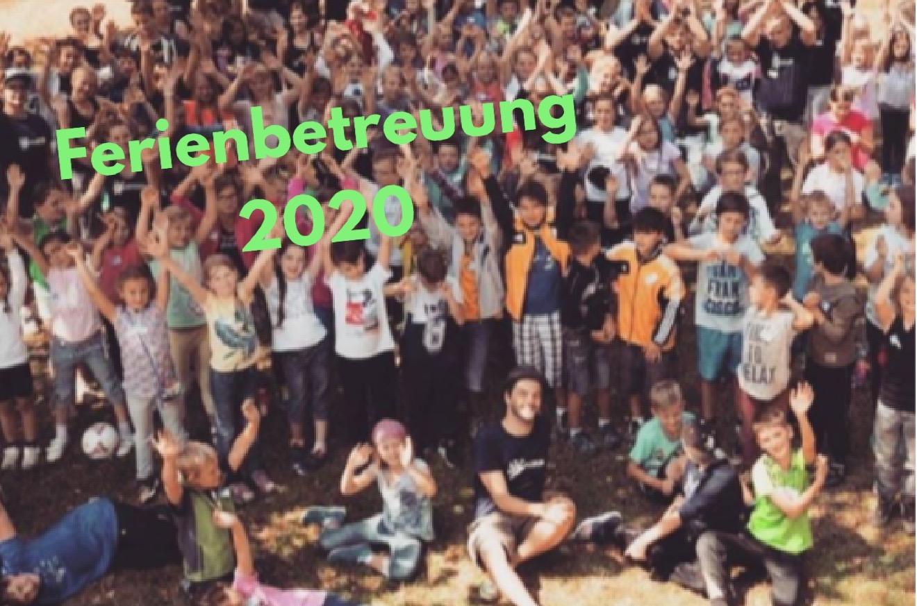 Ferienbetreuung-Sommercamp in Ainhofen