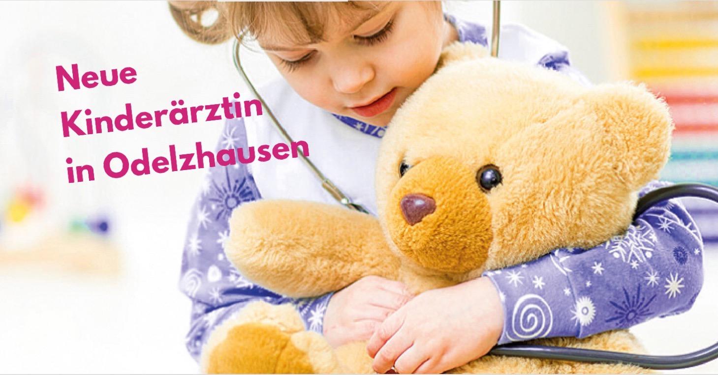 Neue Kinderärztin in Odelzhausen