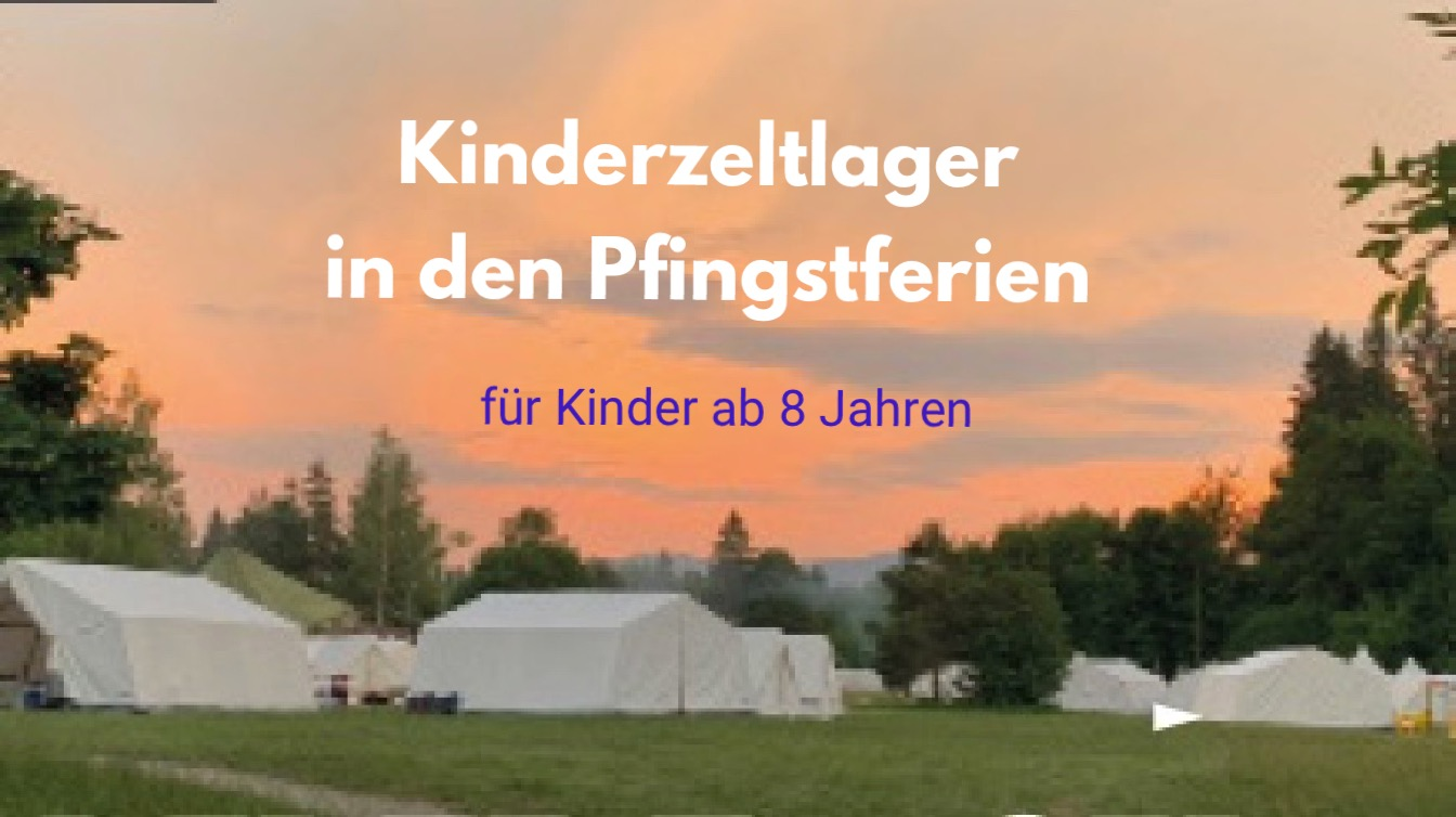 Kinderzeltlager Königsdorf 2021