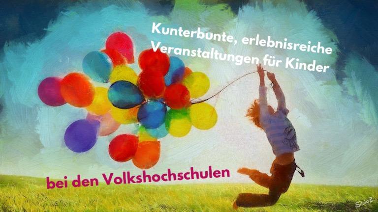 Viele Veranstaltungen für Kinder