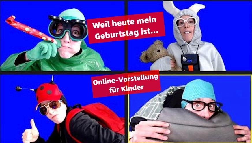Online-Theaterstück für Kinder