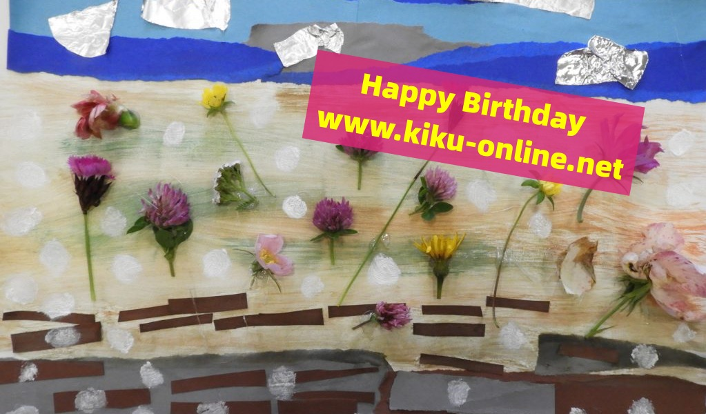 Herzlichen Glückwunsch KiKu-online.net
