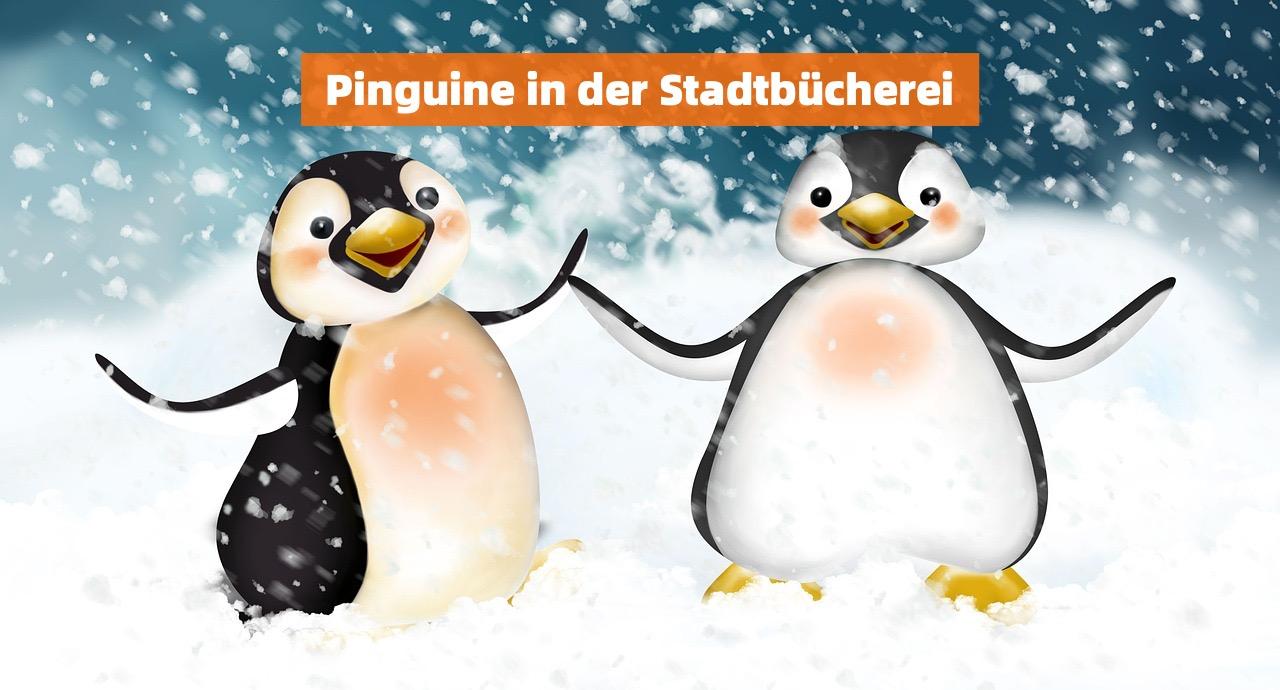 Rund um den Pinguin
