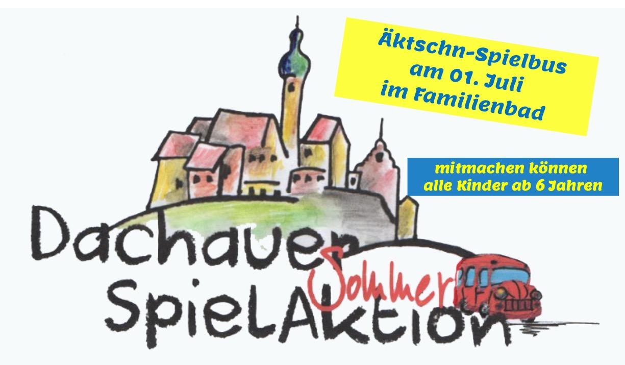 Dachauer Sommer SpielAktion