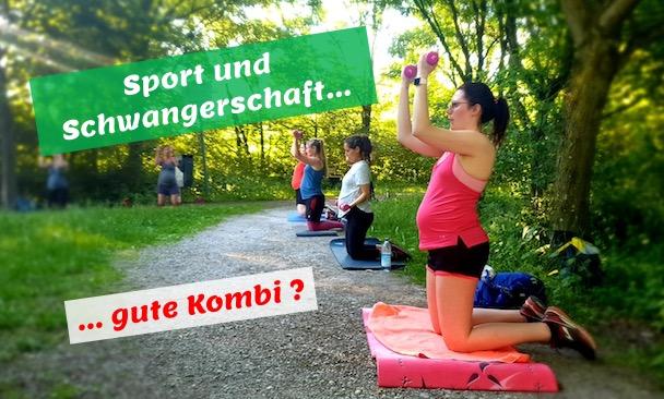 Sport und Schwangerschaft... Eine gute Kombi?