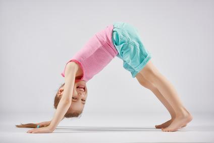 Warum Yoga für Kinder