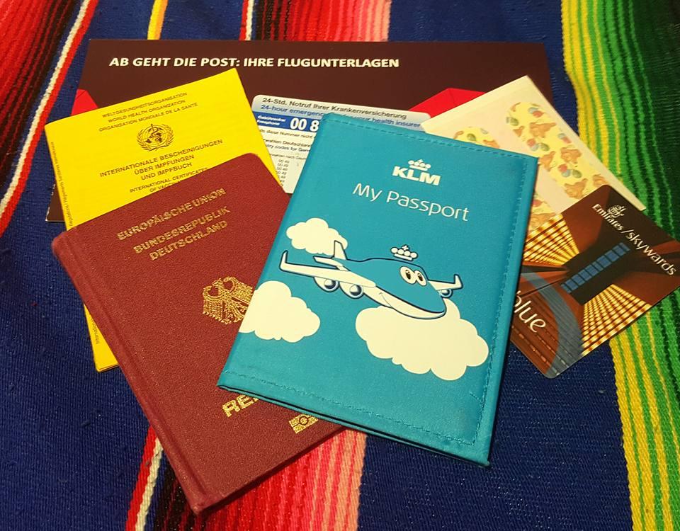 Checkliste Reisevorbereitung für Familien